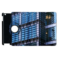 Modern Business Architecture Apple iPad 2 Flip 360 Case