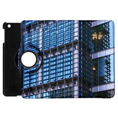 Modern Business Architecture Apple iPad Mini Flip 360 Case