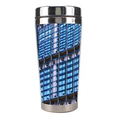 Modern Business Architecture Stainless Steel Travel Tumblers