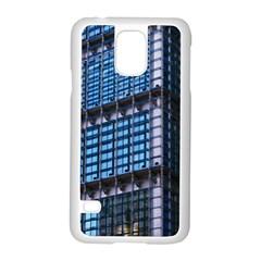 Modern Business Architecture Samsung Galaxy S5 Case (white)