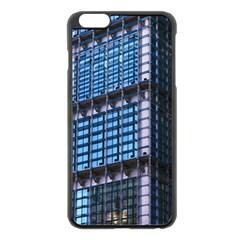 Modern Business Architecture Apple Iphone 6 Plus/6s Plus Black Enamel Case