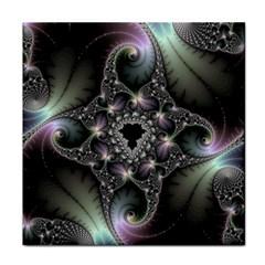 Magic Swirl Tile Coasters