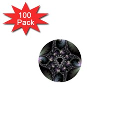 Magic Swirl 1  Mini Buttons (100 Pack)