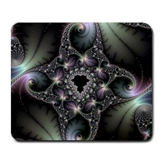 Magic Swirl Large Mousepads