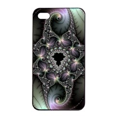Magic Swirl Apple iPhone 4/4s Seamless Case (Black)