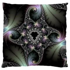 Magic Swirl Large Cushion Case (One Side)