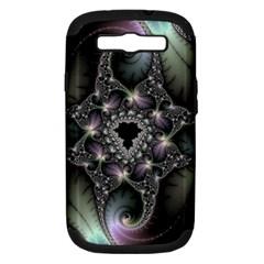 Magic Swirl Samsung Galaxy S III Hardshell Case (PC+Silicone)