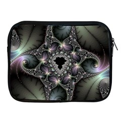 Magic Swirl Apple iPad 2/3/4 Zipper Cases