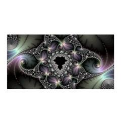 Magic Swirl Satin Wrap
