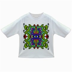 Abstract Shape Doodle Thing Infant/toddler T Shirts