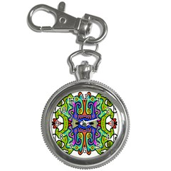 Abstract Shape Doodle Thing Key Chain Watches