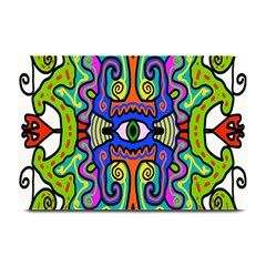 Abstract Shape Doodle Thing Plate Mats