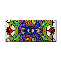 Abstract Shape Doodle Thing Cosmetic Storage Cases