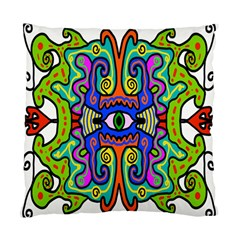 Abstract Shape Doodle Thing Standard Cushion Case (one Side)