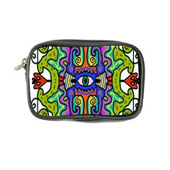 Abstract Shape Doodle Thing Coin Purse