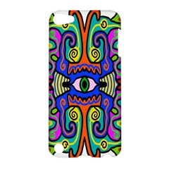 Abstract Shape Doodle Thing Apple iPod Touch 5 Hardshell Case