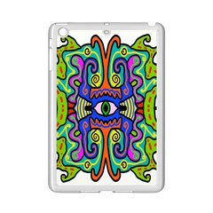 Abstract Shape Doodle Thing iPad Mini 2 Enamel Coated Cases