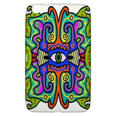 Abstract Shape Doodle Thing Samsung Galaxy Tab 3 (8 ) T3100 Hardshell Case