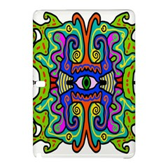 Abstract Shape Doodle Thing Samsung Galaxy Tab Pro 10.1 Hardshell Case