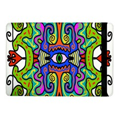 Abstract Shape Doodle Thing Samsung Galaxy Tab Pro 10 1  Flip Case