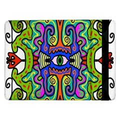 Abstract Shape Doodle Thing Samsung Galaxy Tab Pro 12.2  Flip Case
