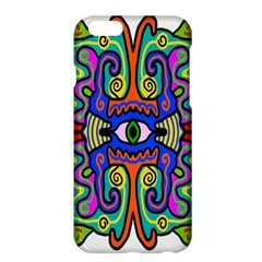 Abstract Shape Doodle Thing Apple iPhone 6 Plus/6S Plus Hardshell Case