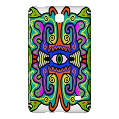Abstract Shape Doodle Thing Samsung Galaxy Tab 4 (8 ) Hardshell Case