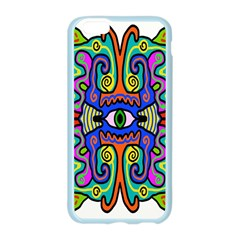 Abstract Shape Doodle Thing Apple Seamless iPhone 6/6S Case (Color)
