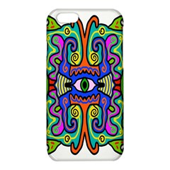 Abstract Shape Doodle Thing iPhone 6/6S TPU Case