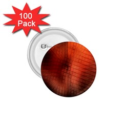 Background Technical Design With Orange Colors And Details 1.75  Buttons (100 pack)