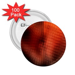 Background Technical Design With Orange Colors And Details 2 25  Buttons (100 Pack)