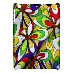 Colorful Textile Background Apple iPad Mini Hardshell Case