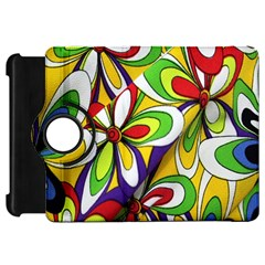 Colorful Textile Background Kindle Fire HD 7