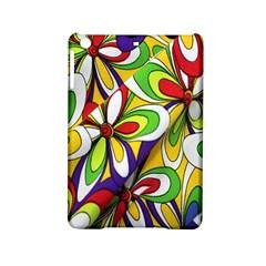 Colorful Textile Background iPad Mini 2 Hardshell Cases
