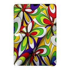Colorful Textile Background Samsung Galaxy Tab Pro 12.2 Hardshell Case