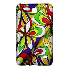 Colorful Textile Background Samsung Galaxy Tab 4 (8 ) Hardshell Case