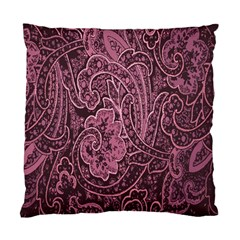 Abstract Purple Background Natural Motive Standard Cushion Case (One Side)