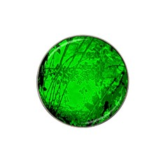 Leaf Outline Abstract Hat Clip Ball Marker (10 pack)