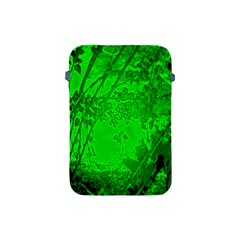 Leaf Outline Abstract Apple iPad Mini Protective Soft Cases