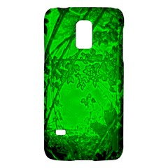Leaf Outline Abstract Galaxy S5 Mini