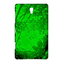 Leaf Outline Abstract Samsung Galaxy Tab S (8 4 ) Hardshell Case