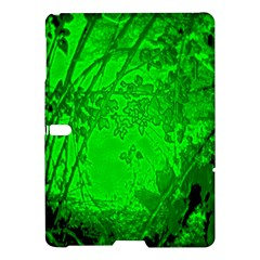 Leaf Outline Abstract Samsung Galaxy Tab S (10.5 ) Hardshell Case