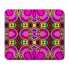 Colourful Abstract Background Design Pattern Large Mousepads