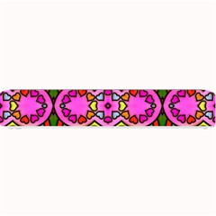 Colourful Abstract Background Design Pattern Small Bar Mats