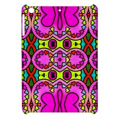 Colourful Abstract Background Design Pattern Apple iPad Mini Hardshell Case