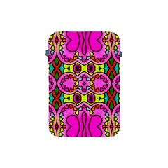 Colourful Abstract Background Design Pattern Apple iPad Mini Protective Soft Cases