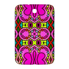Colourful Abstract Background Design Pattern Samsung Galaxy Note 8.0 N5100 Hardshell Case