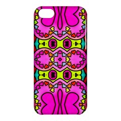 Colourful Abstract Background Design Pattern Apple iPhone 5C Hardshell Case