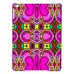 Colourful Abstract Background Design Pattern Ipad Air Hardshell Cases