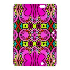 Colourful Abstract Background Design Pattern Kindle Fire HDX 8.9  Hardshell Case
